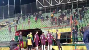 Navijači FK Sarajevo nisu baš zadovoljni, a to su i rekli svojim igračima