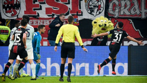 Leverkusen razbio Bayern, Borussija osvojila bod na gostovanju kod Eintrachta