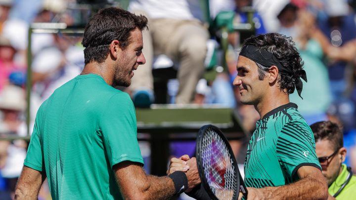 Federer: Ne zanima me povreda Del Potra, želim osvetu