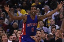 Košarkaš Detroita suspendovan zbog vožnje u pijanom stanju