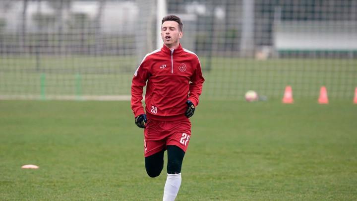 Edo Vehabović na izlaznim vratima FK Velež?