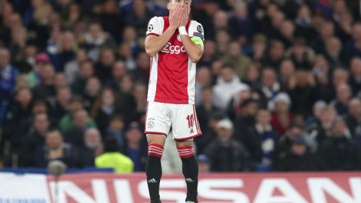Tadića niko nije mogao utješiti nakon ispadanja Ajaxa iz Lige prvaka: Ma, kakva Evropska liga...