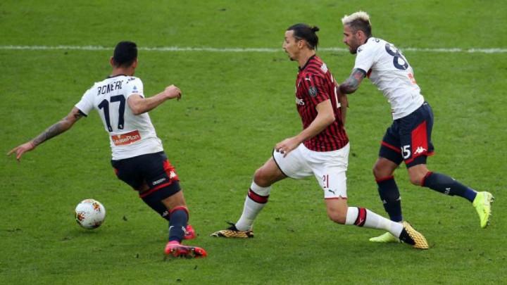 Ibrahimović vjerovatno sutra opet na terenu