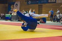 Sejdinović eliminisana na startu judo turnira