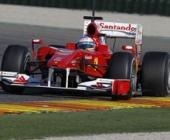 Alonso najbrži na drugom danu testiranja