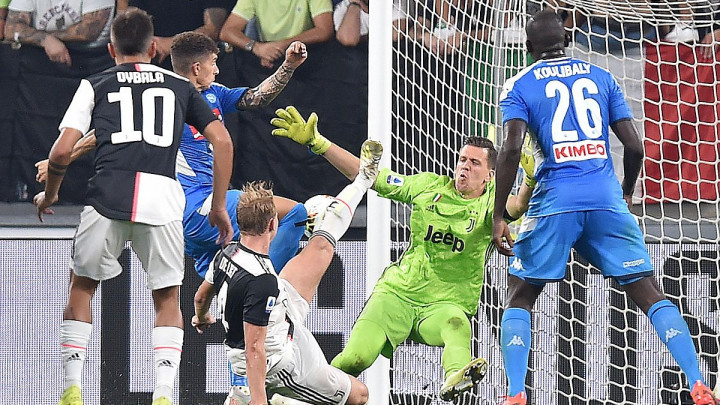 Juventus i Tottenham dogovorili januarsku razmjenu igrača?