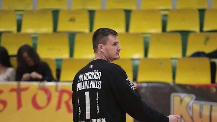 Arman Beširević novo pojačanje RK Iskra