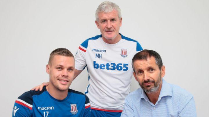 Shawcross produžio ugovor sa Stokeom