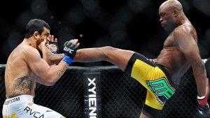Pet UFC boraca sa najviše crnih pojaseva