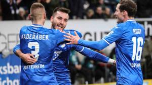 Hoffenheim u finišu do preokreta i pobjede nad Borussijom