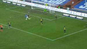 Bivši igrači doveli do očaja ekipu Intera u prvom poluvremenu