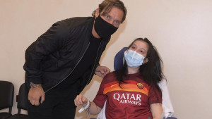 Djevojka koja se zbog Tottijevog glasa probudila iz kome upoznala svog idola