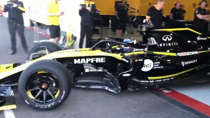 Počele pripreme za novu eru u Formuli 1 s 18-inčnim gumama