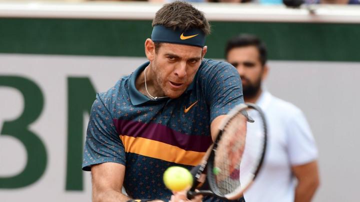 Del Potro: Ne plašim se Đokovića, Federera i Nadala