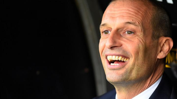 Allegri jučer gledao uživo derbi, uskoro će biti imenovan za trenera?