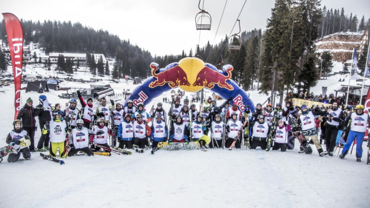 Sedmi tradicionalni Red Bull Home Run u martu na Jahorini