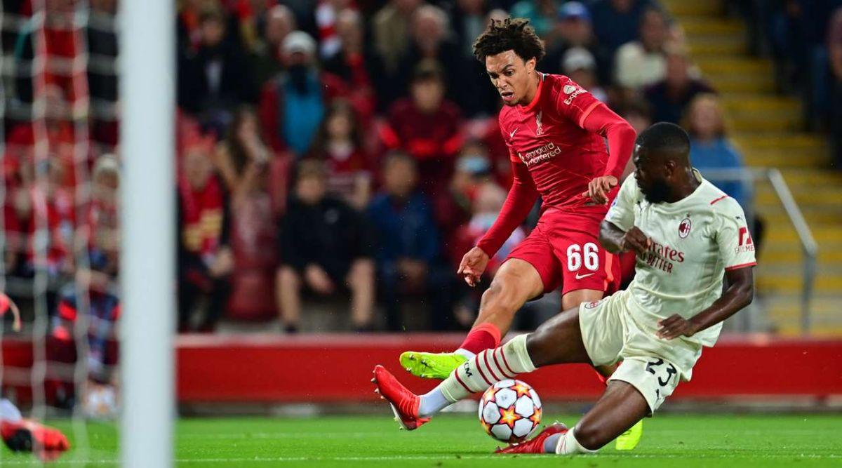 Šok na Anfiledu: Liverpool vodio, dominirao, Milan za 60 sekundi sve preokrenuo