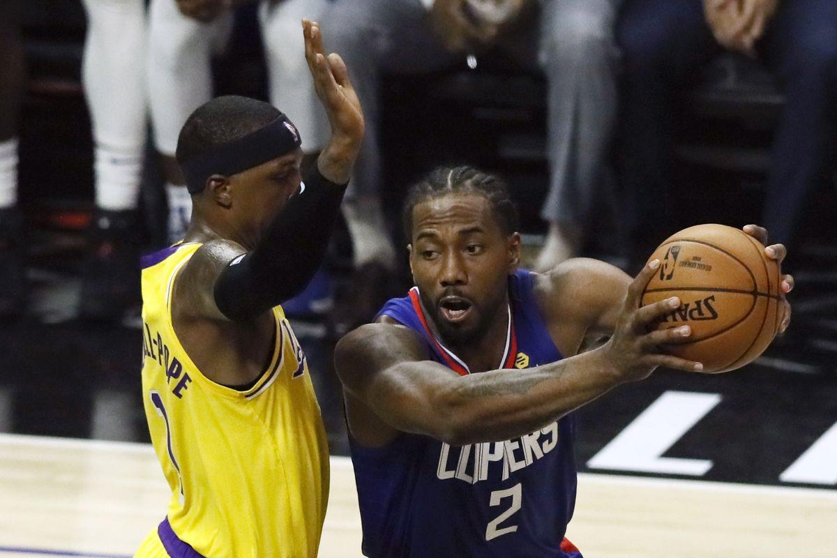 Leonard se probudio u zadnjoj četvrtini, Clippersi savladali Blazerse