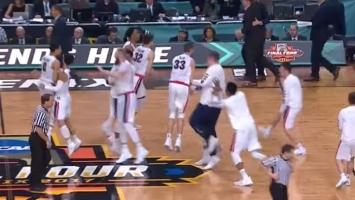 Gonzaga prvi put u NCAA finalu