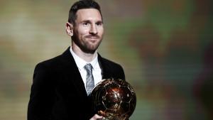 Lionel Messi osvojio šestu Zlatnu loptu!