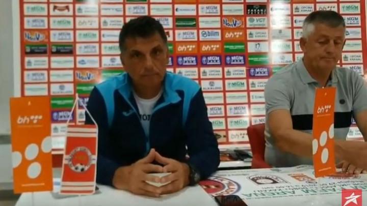 Rahimić: Ovaj period nam nikako ne odgovara, protiv Željezničara idemo u kombinovanom sastavu