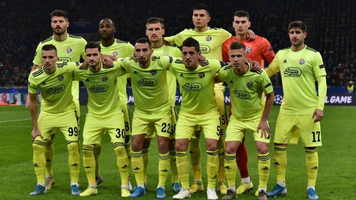Dinamo Zagreb 21. put prvak Hrvatske!