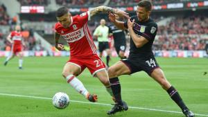 Golijada u West Bromwichu, Bešić i Middlesbrough slave važna tri boda