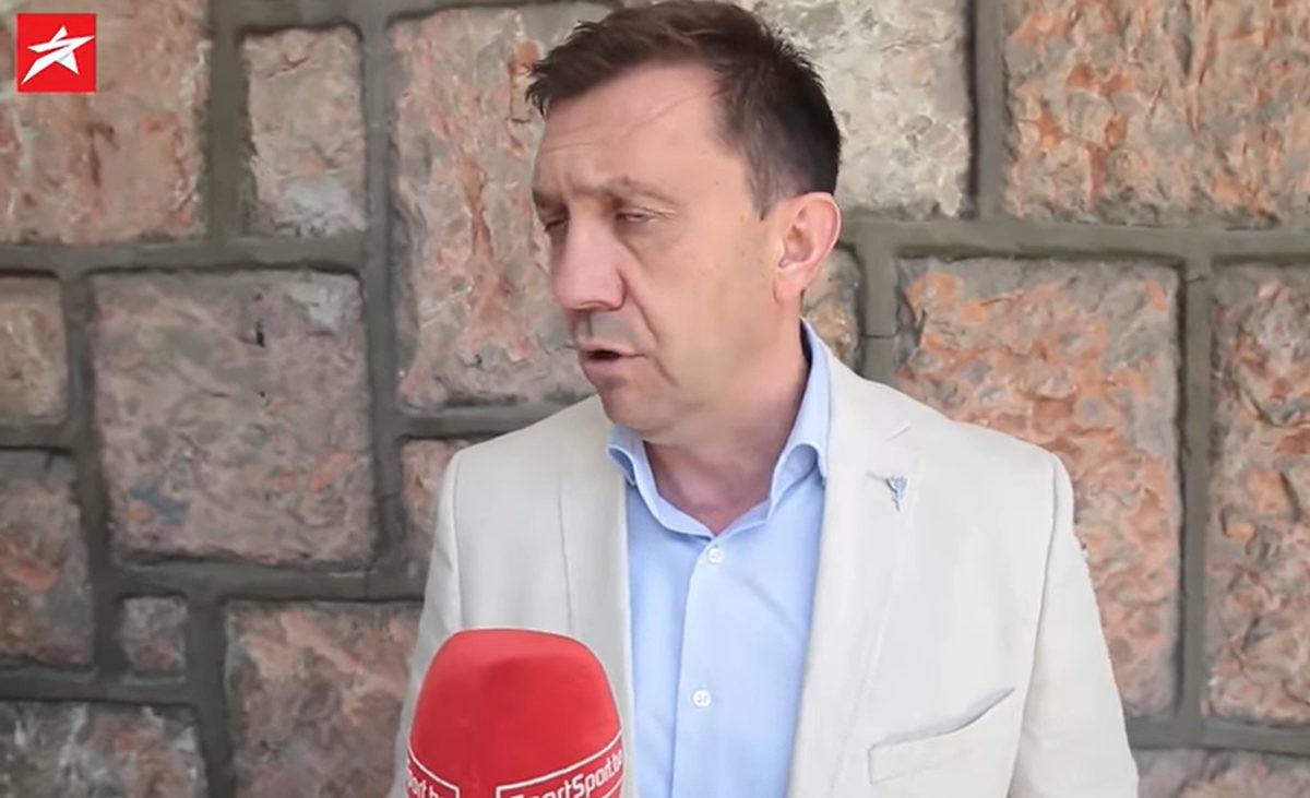 FK Željezničar poželio brz oporavak Jasminu Badžaku