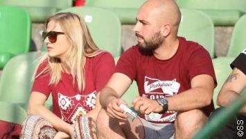 Fotopriča s tribina Koševa: Svi uživali u sjajnoj utakmici