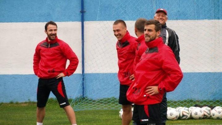 Veselinović odradio prvi trening sa Željezničarom