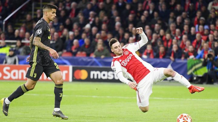 Tagliafico: Ajax je nevjerovatan klub, ali Nizozemska liga nije nevjerovatna liga