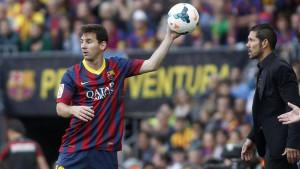 Simeone: Nije fer da u Argentini toliko kritikuju Messija
