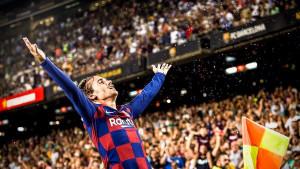 Griezmann proslavom gola pokušao imitirati LeBrona Jamesa