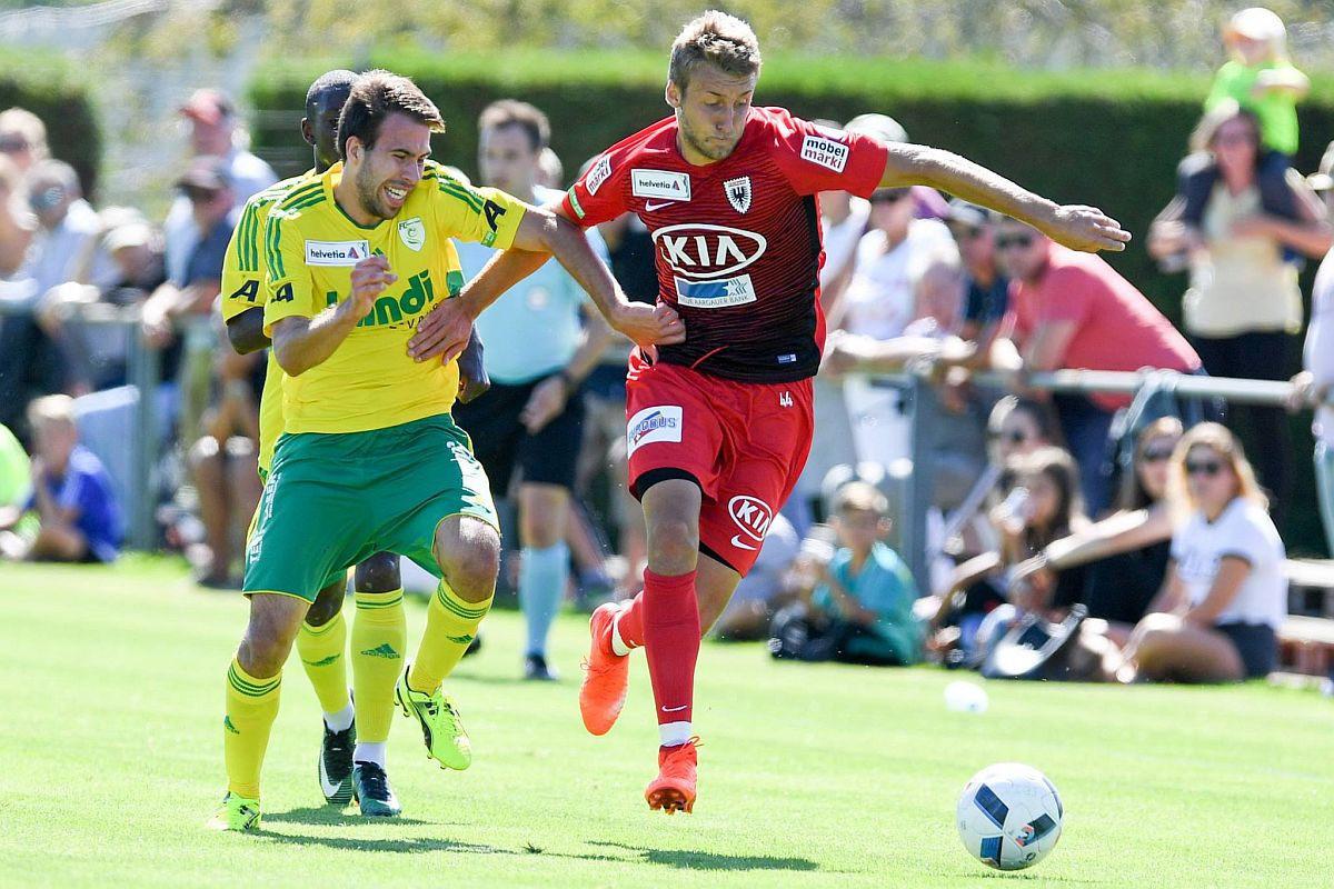 Sedam golova na meču švicarskih drugoligaša, strijelac i bivši igrač tuzlanske Slobode