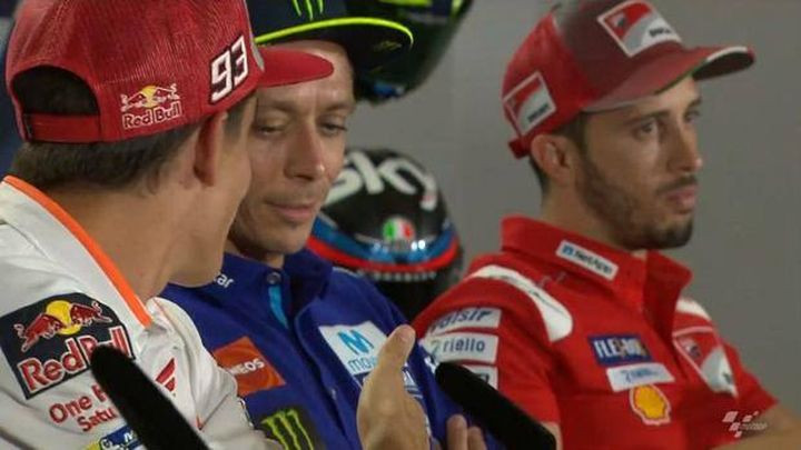 Rossi odbio rukovanje sa Marquezom: Nema potrebe!