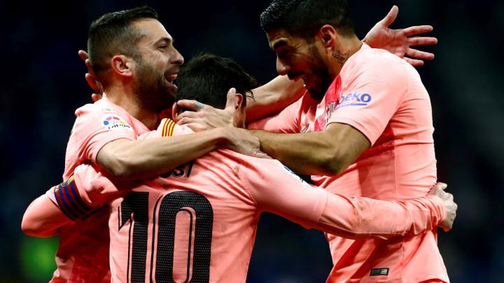Barcelona zbog Jordija Albe u velikim problemima