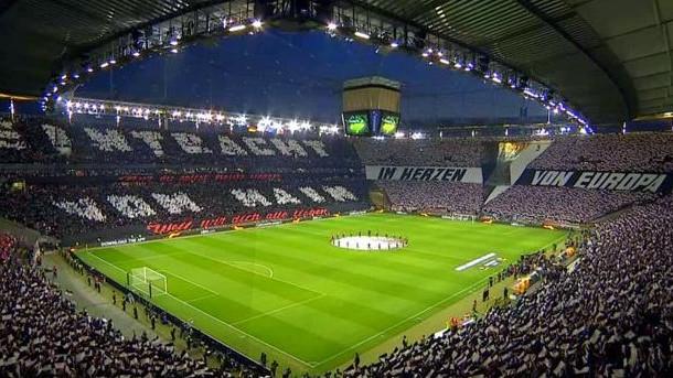 Navijači Eintrachta su jedni od najboljih na svijetu: Nevjerovatna podrška na utakmici sa Benficom