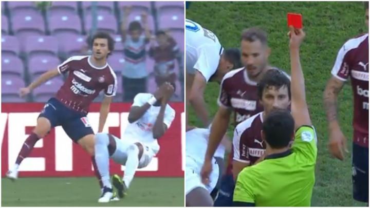 Stevanović zbog gluposti odigrao samo 37 minuta u porazu Servettea