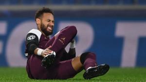 Trener otkrio zašto se Neymar toliko valja po terenu: Postoji problem...