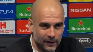 Sada se navijači Liverpoola naslađuju Guardiolinoj izjavi pred susret u Minhenu