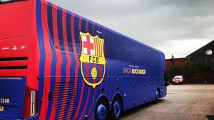 Igrači Barcelone prisiljeni da putuju autobusom na naredno gostovanje?