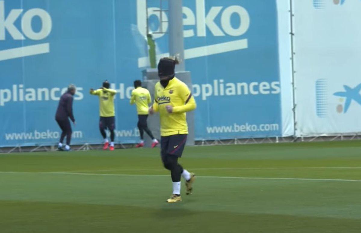 "Neke nove metode treniranja: ""Čorobaka"" na treningu Barcelone, pojedini igrač se pogubili"