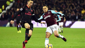 West Ham Javiera Hernandeza prodao Sevilli
