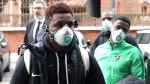 """S """"koronom"""" nema šale: Protivnici Intera sa maskama doputovali u Italiju"""