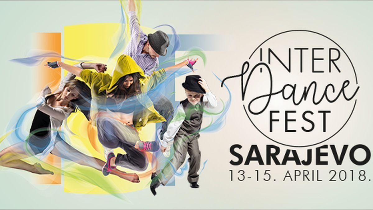 Međunarodni plesni festival Inter Dance FEST 2018 u aprilu u Sarajevu