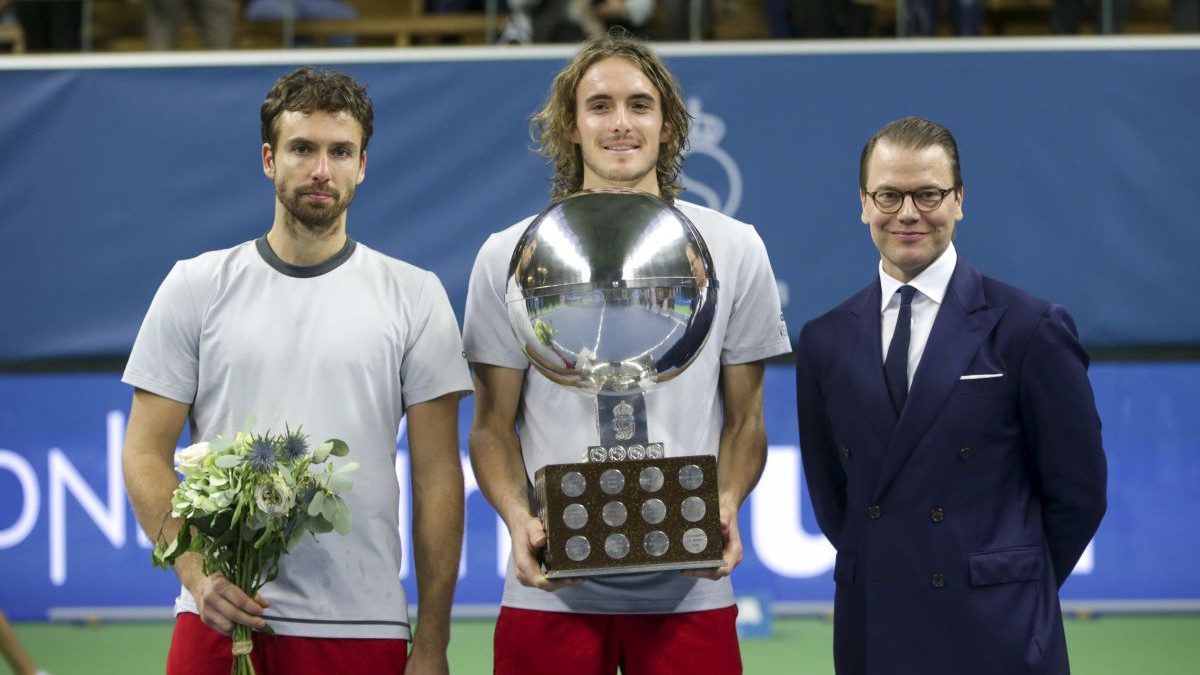 Sjajni Tsitsipas osvojio prvi turnir u karijeri