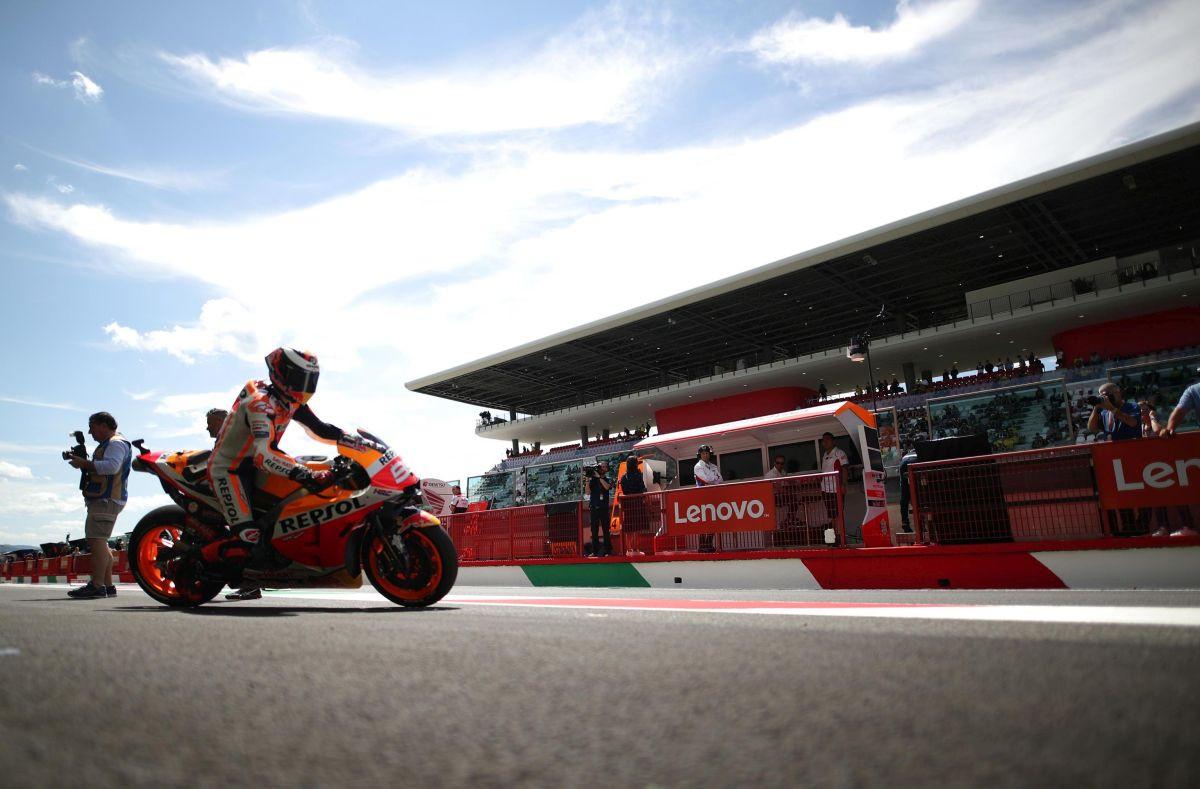 Formula 1 prvi put na čuvenoj Moto GP stazi