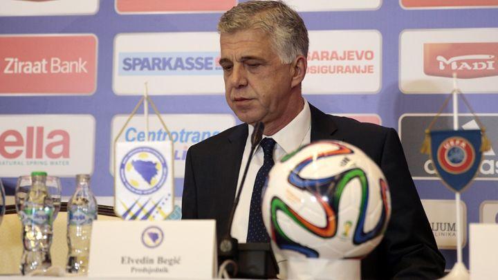Elvedin Begić ostaje na čelu N/FSBiH
