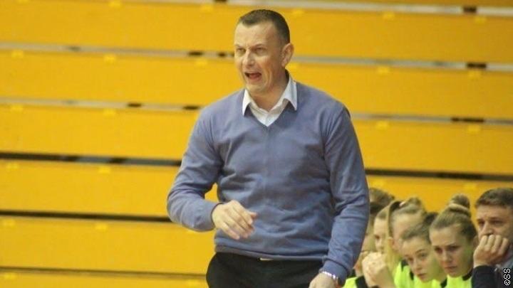 Goran Jurčenko ponovo na klupi košarkašica iz Banovića