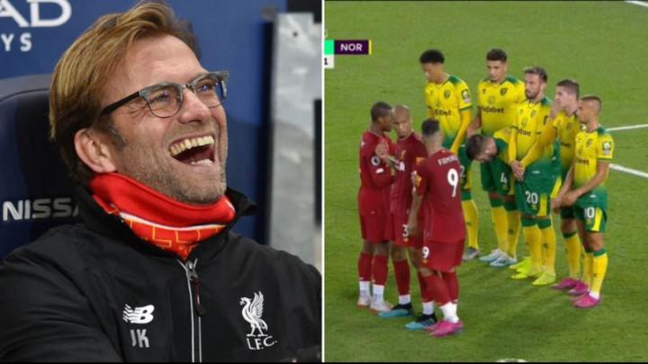 U Liverpoolu su već pronašli rupu u novom pravilu izvođenja slobodnih udaraca